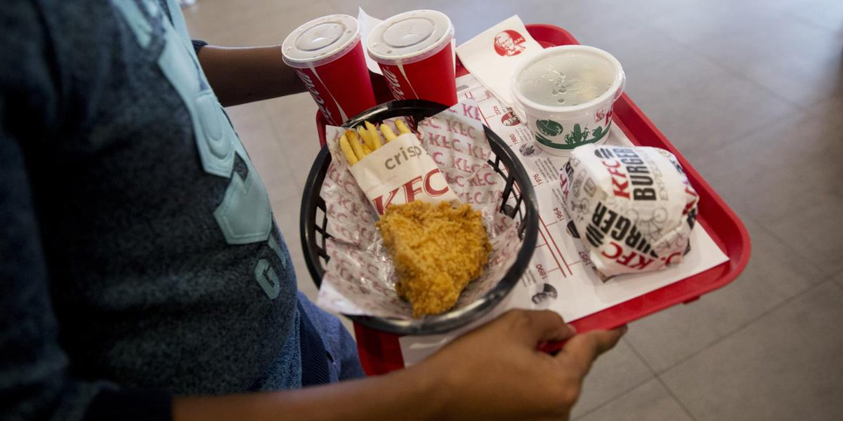 kfc and global fast food industry by jeffrey a krug It is part of the wider push by the global industrial food processing lobby to  the indian fast food market is growing at the  colourants and preservatives that the industry adds to our food.