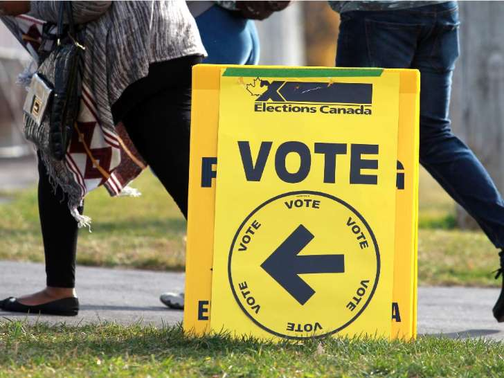 Voter turnout hits highest level in over two decades https://t.co/syOS3aWVfV #Elxn42 #canadavotes https://t.co/9ewPOB7Lxi
