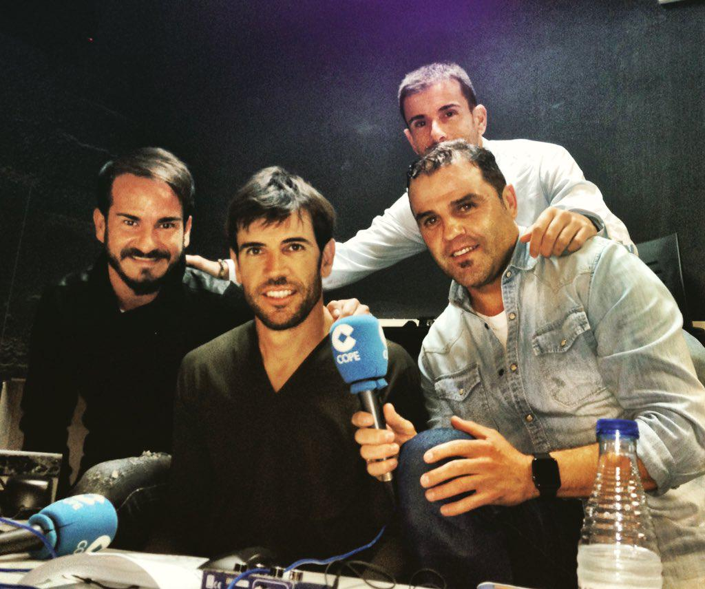 Rafa Villarejo On Twitter At Tronaorvcf En El Ivoox De Deportes Cope