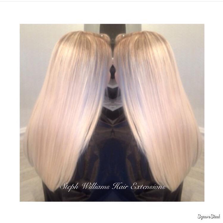 Hair Rehab London On Twitter Ice Blonde Hair