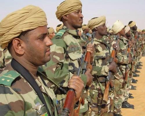 الجيش الموريتاني - صفحة 4 CRxDr16XIAAGqCg