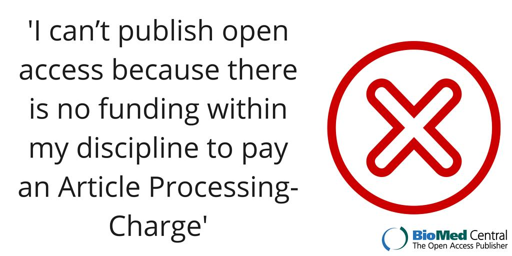 #OpenAccess myths debunked - learn more about funding:  https://t.co/gtHGP04L0c #OAWeek https://t.co/vr1ac6IvMX