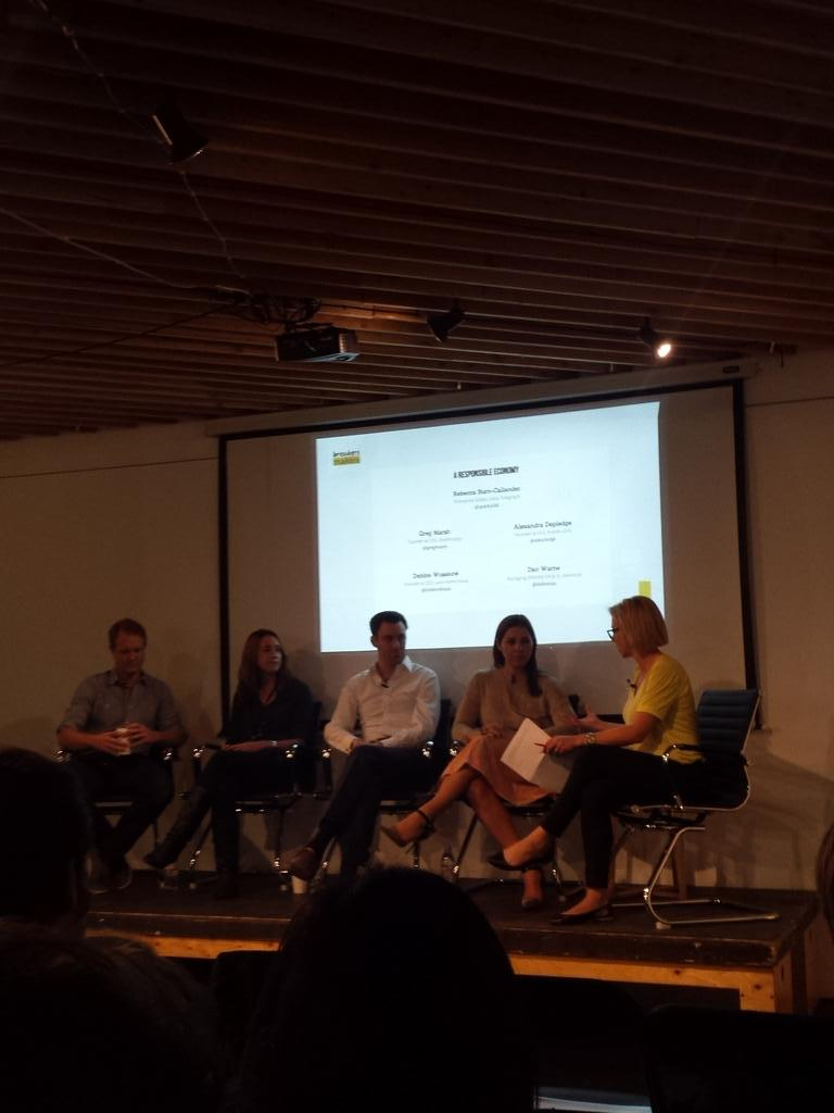 A very strong first panel feat. @DebbieWossk, @gregmarsh, @adepledge and @Deliveroo #B2M15 https://t.co/dmlfH7zFgY