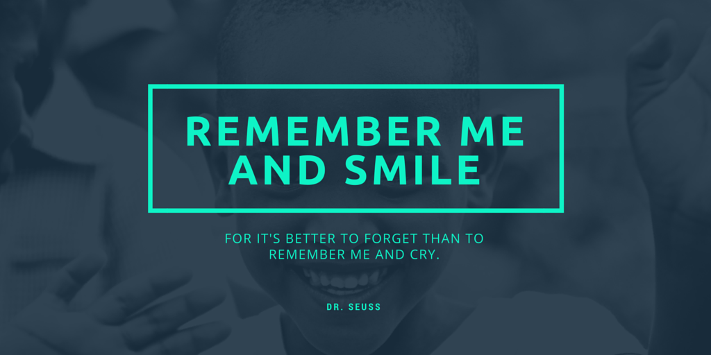 Mandy Mcewen On Twitter Remember Me And Smile For Its Better To