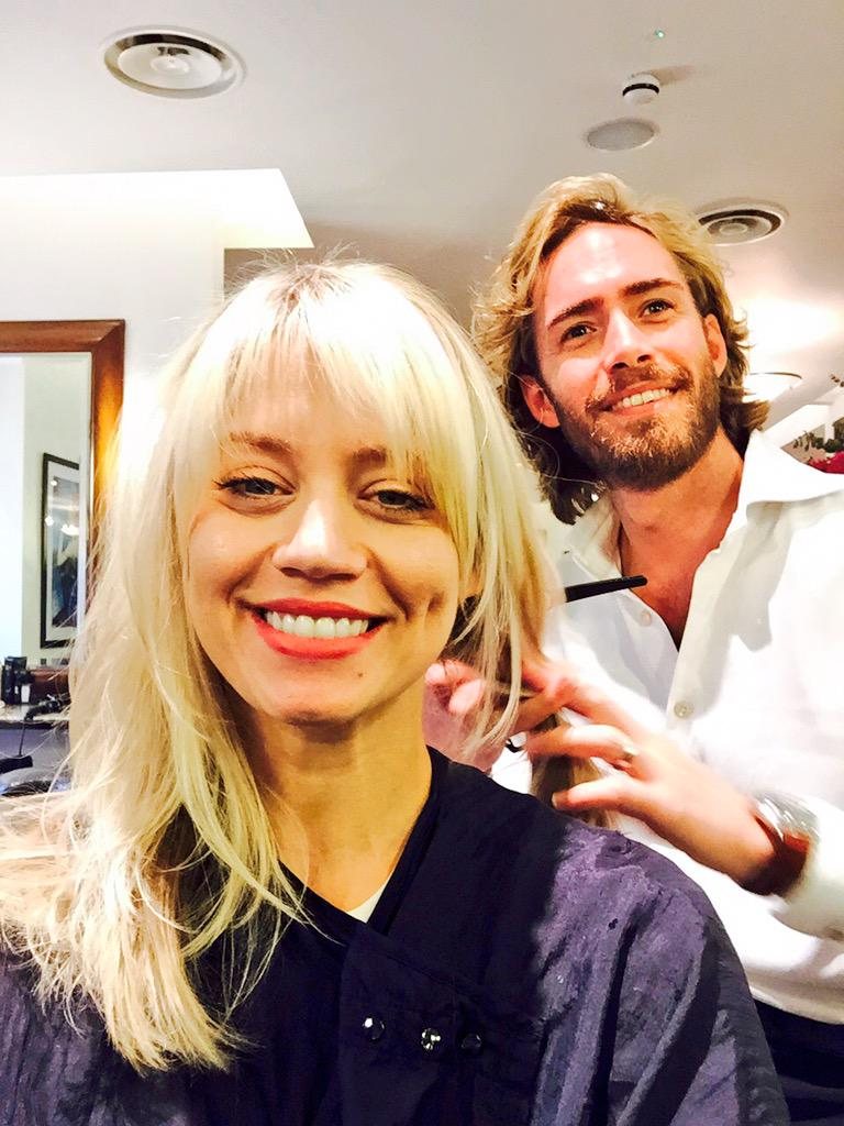 So happy to be back in @NickyClarkeUK for colour with Heidi and cut with James! ❤️😊💁🏼 https://t.co/XMg9iWK5n7