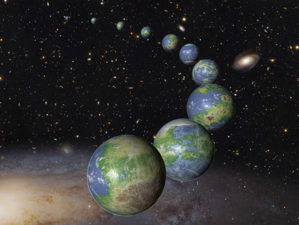 Most Earth-like worlds are yet to be born in evolving universe, says study: https://t.co/UBPkOQzC9X #ExoplanetWeek