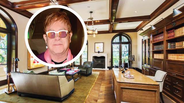 Un nuovo nido d'amore da 33 milioni per Elton John e consorte.