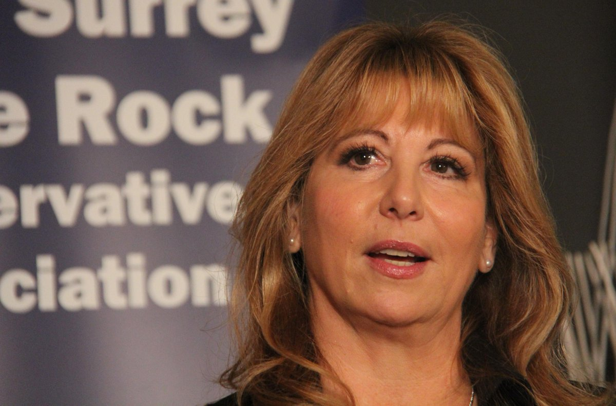 Former Surrey mayor Dianne Watts on her 'bittersweet' victory for the Conservatives #exln42 https://t.co/MnnBdt7RL3