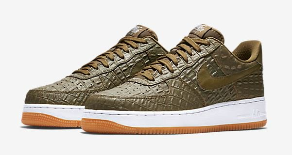 Nike Air Force 1 LV8  Militia Green Croc  Now Available!  http   fave.co 1LmsWts pic.twitter.com GfBFi1bO5D 645c4fbe1