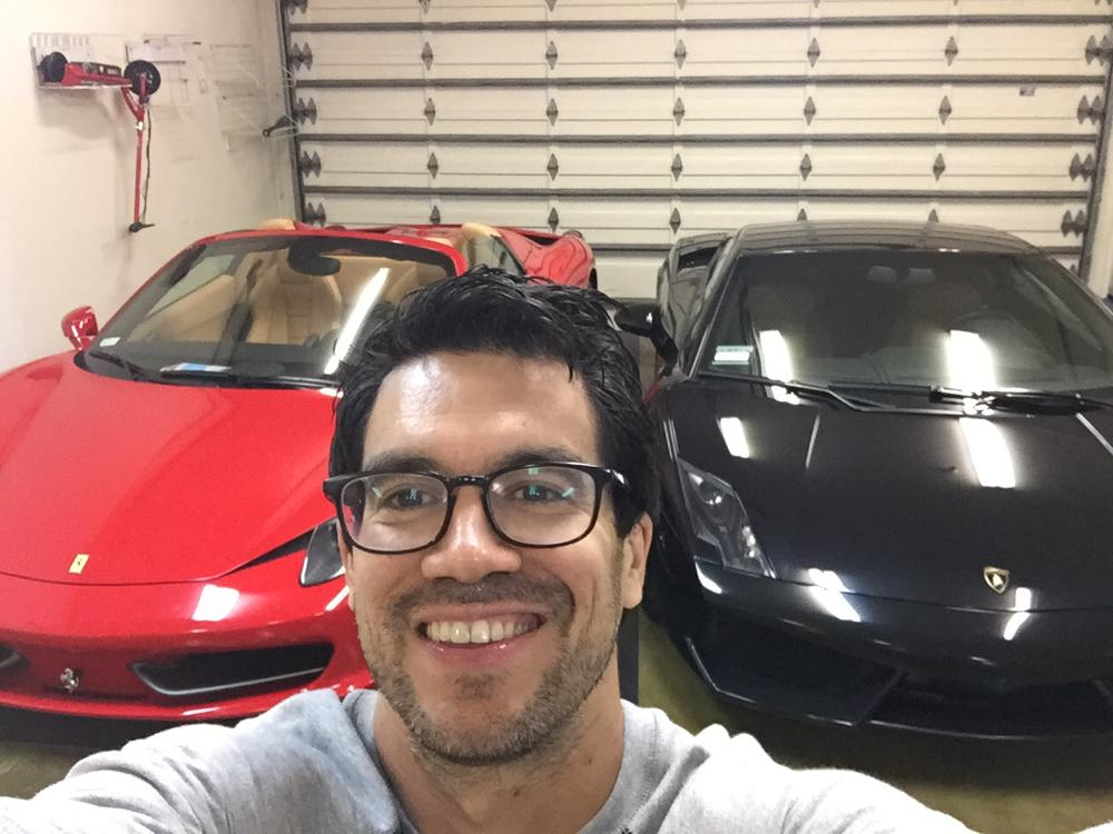 Tai Lopez On Twitter Just Got This New Scooter Here In My Garage I M Going To Try Towing Someone Behind The Lamborghini Or Ferrari Ha