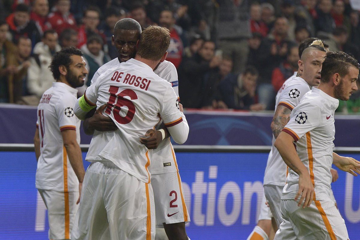 Bayer Leverkusen Roma Risultato 4-4 Video Gol Highlights Champions League.