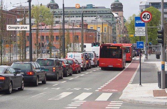 Oslo in Norvegia, diventerà la prima città a proibire le automobili.
