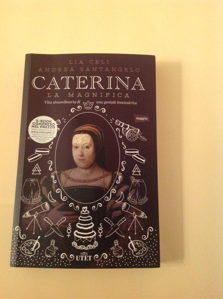 Thumbnail for #PerfectBook: #CaterinaLaMagnifica