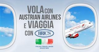 Scegli Austrian Airlines e porta a bordo la tua valigia nuova