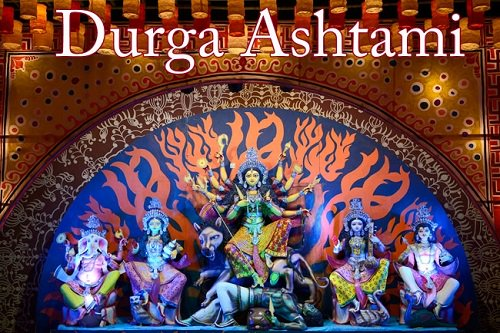 Happy Durga Pooja Greetings  IMAGES, GIF, ANIMATED GIF, WALLPAPER, STICKER FOR WHATSAPP & FACEBOOK