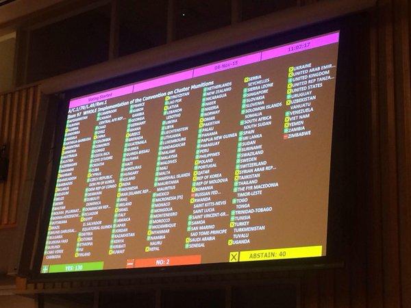 Украина официально стала непостоянным членом в Совете безопасности ООН - Цензор.НЕТ 2827