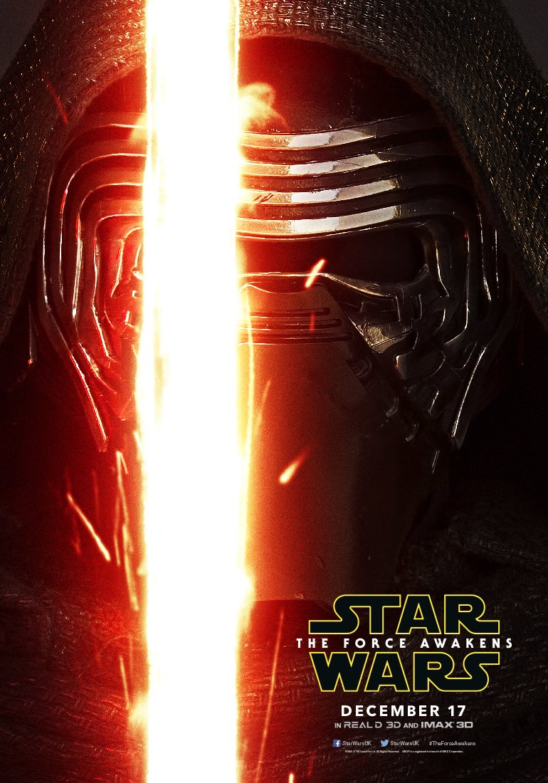 Star Wars: The Force Awakens Character Posters Revealed 5