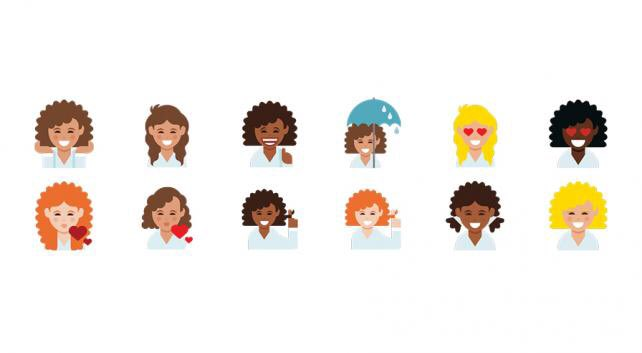 Love this >> Dove launches curly hair emojis to end straight hair dominance - #LoveYourCurls https://t.co/0rzVDvdbXr https://t.co/UgScdL5Jgh