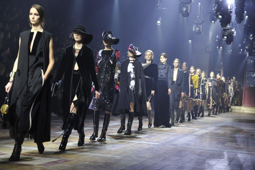 22c60fae9b32 bridget foley discusses the latest fashion split alber elbaz and lanvin