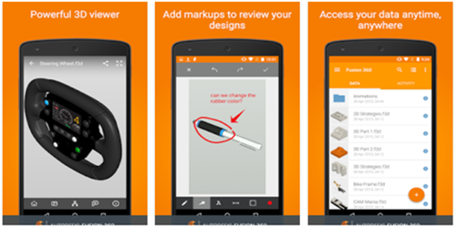 Android users - Download the Fusion 360 mobile app from @GooglePlay today:  http://autode.sk/1J9AgVk pic.twitter.com/HM3Y5vQxNY