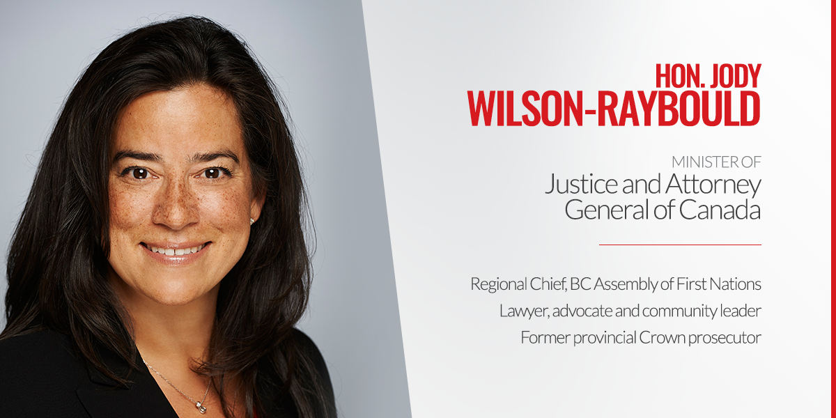 Image result for Jody Wilson-Raybould.