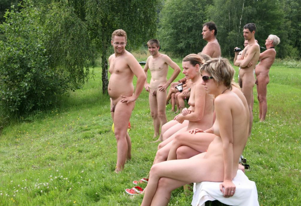This naturalist family nudist camps the view