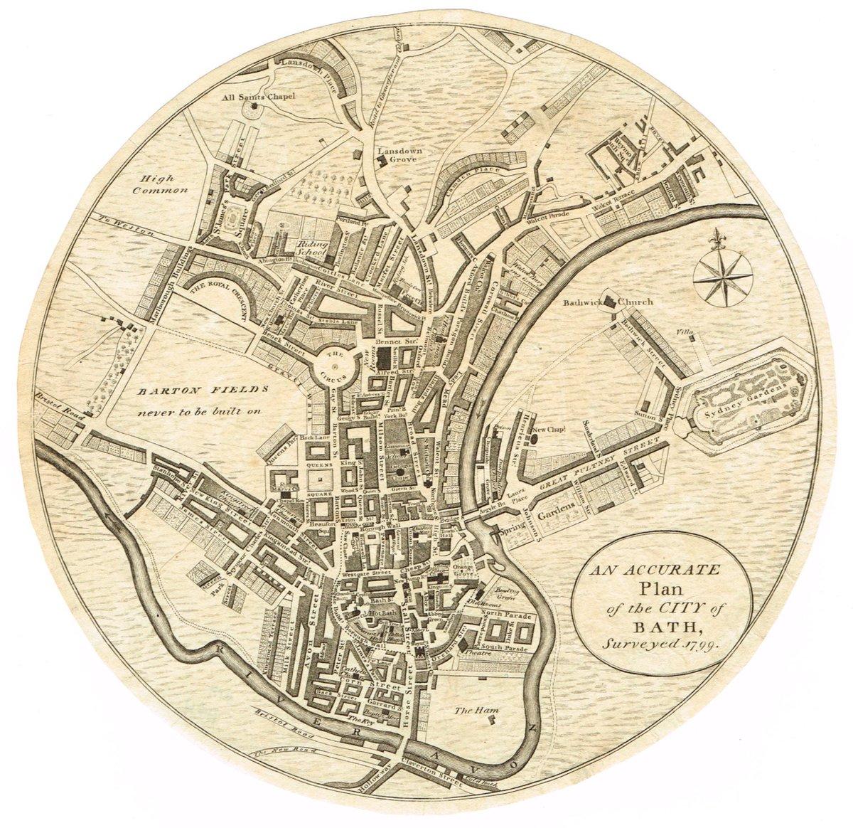 Jonathan Potter Ltd On Twitter Unusual Circular Antique Map Of - Antique map box