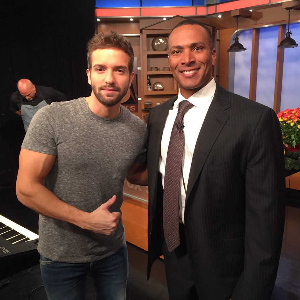 We were so lucky to be @pabloalboran 's first US hosts! Fantastic talent and great guy :):) https://t.co/wfJ2dbxcG6