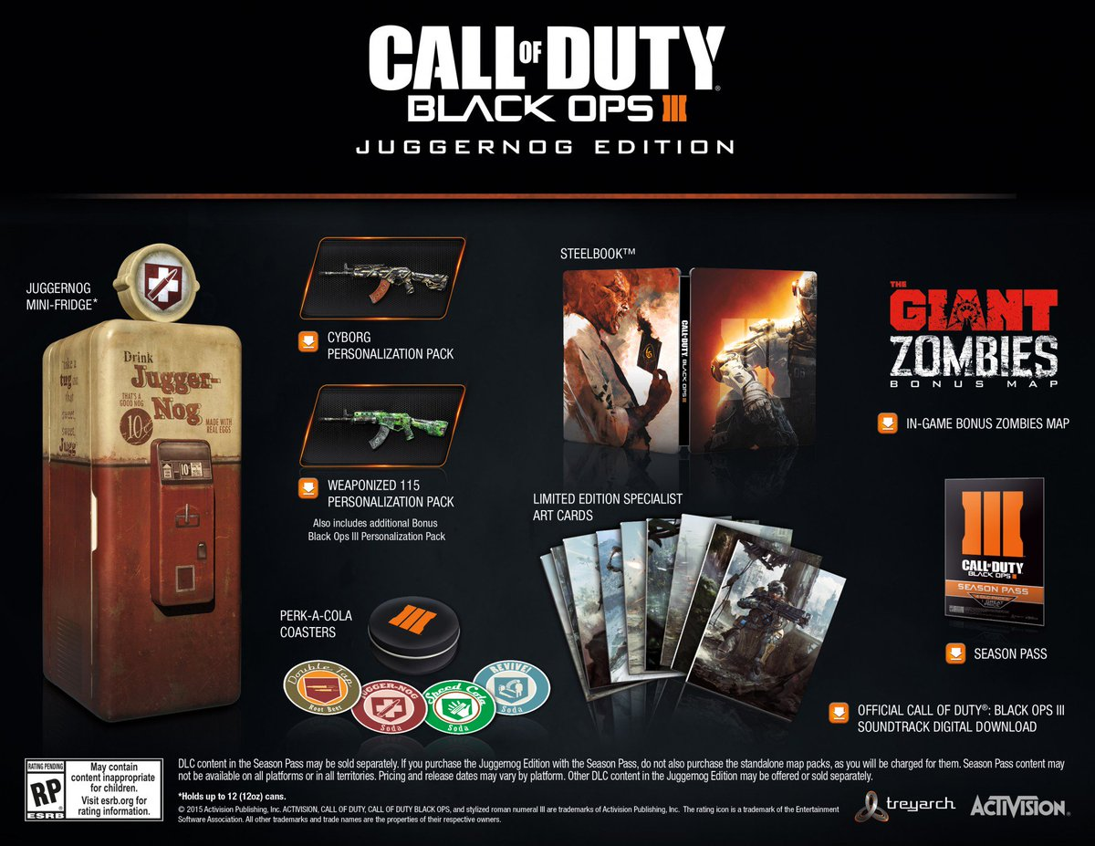To celebrate #Unstoppable I have 2 PS4 CoD Juggernog editions to give away! Retweet & buy > https://t.co/EEck62ODv5 https://t.co/1HYMYpeVzG
