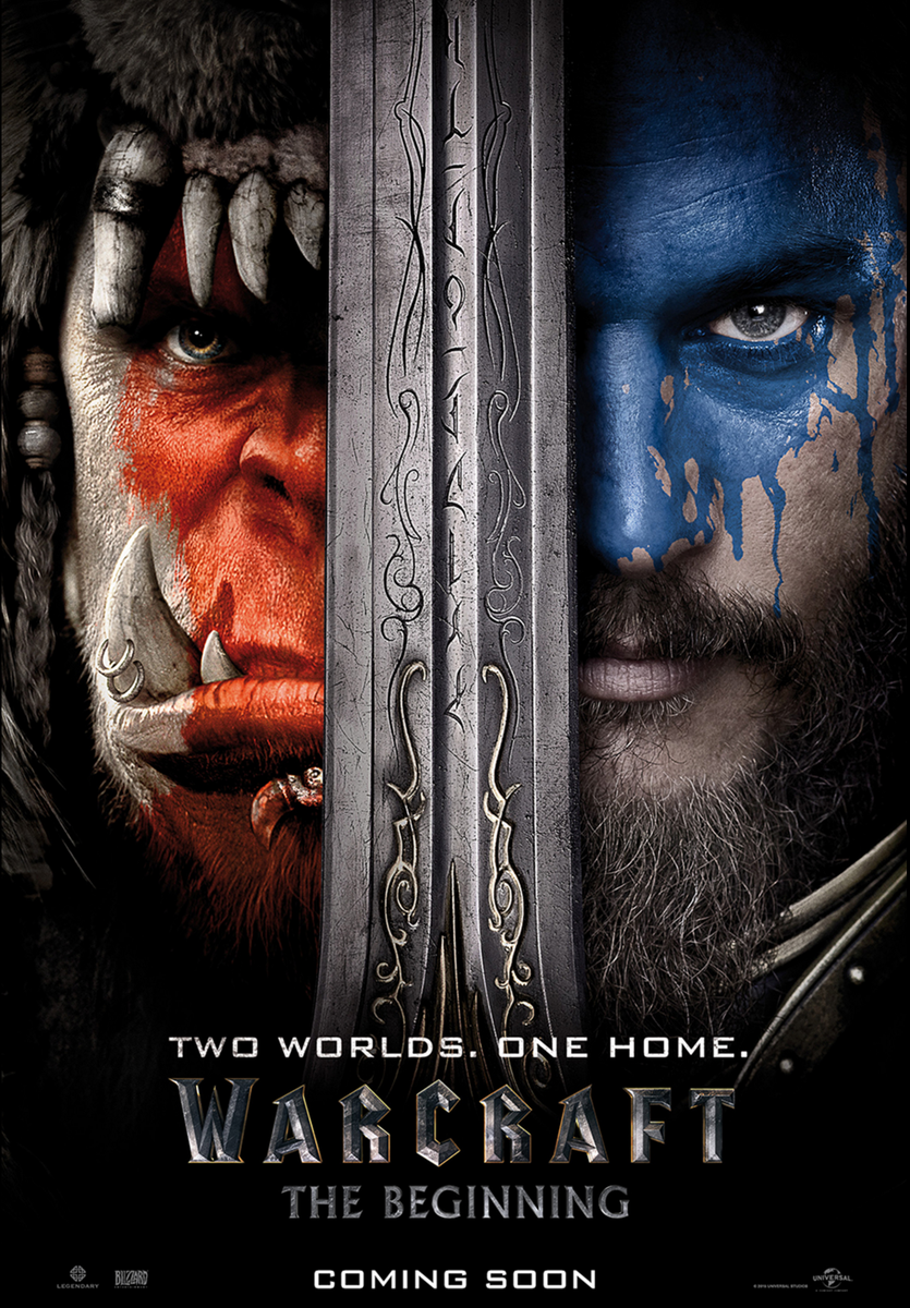 #WarcraftMovie Trailer global launch in FOUR DAYS! Keep your eyes on https://t.co/l01wVdjrNi. In the meantime... https://t.co/f1kKfmvEa6