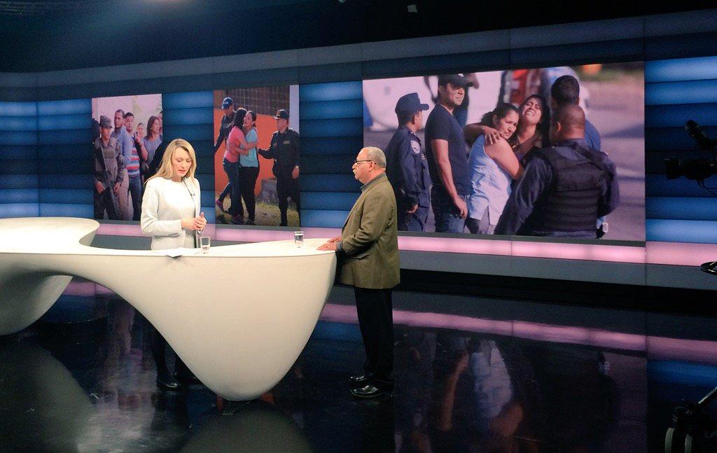 Interview with @NRKurix @HegeMoeEriksen.#rafto15 https://t.co/7ftNYBn8Y0