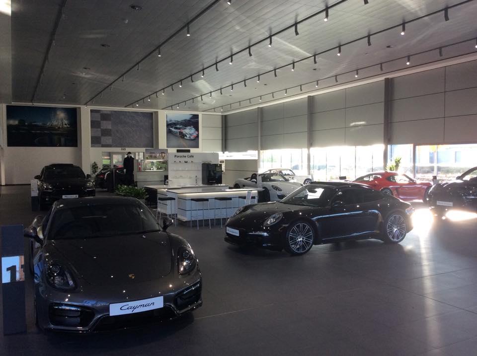 Dick Lovett On Twitter Quot Porsche Centre Swindon Now All