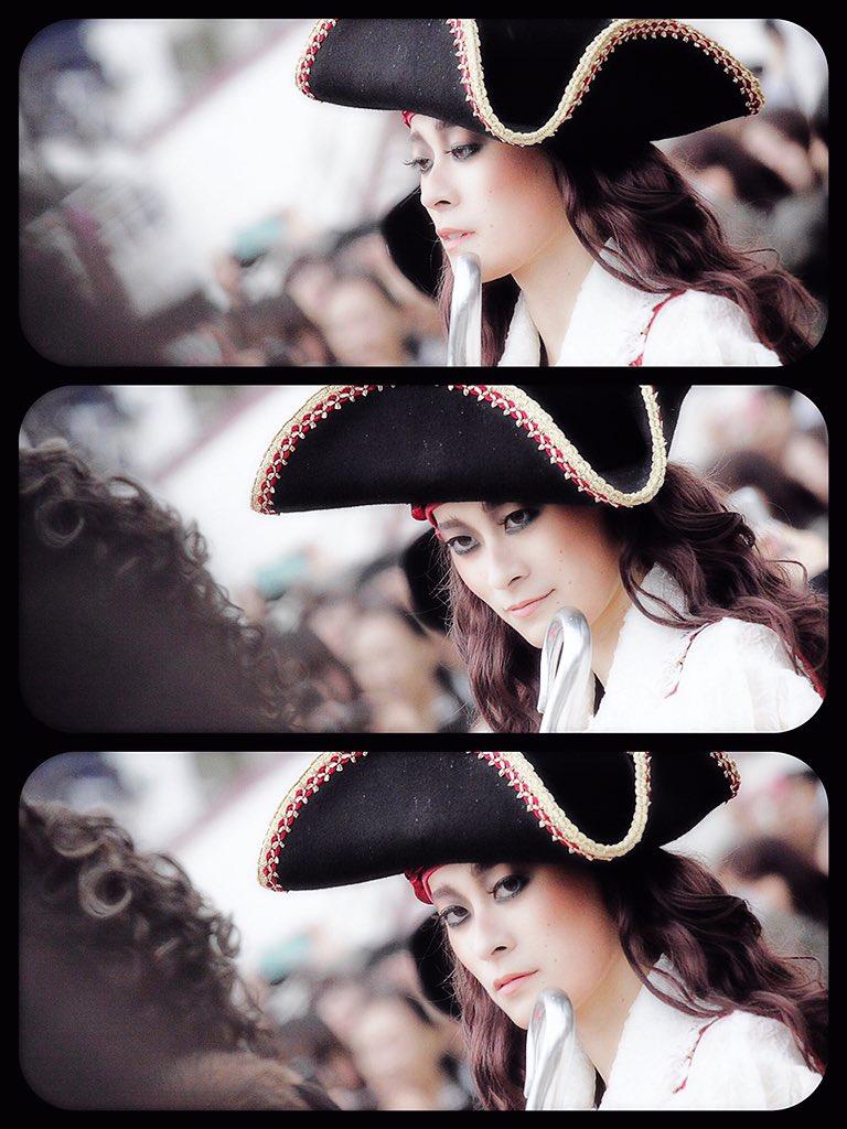 麗しの女海賊  #手下 #ホック