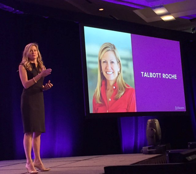 "Talbott Roche, president of @Blackhawk, describes how they're ""changing how the world shops."" #AACE15 https://t.co/kUcxE8pXic"