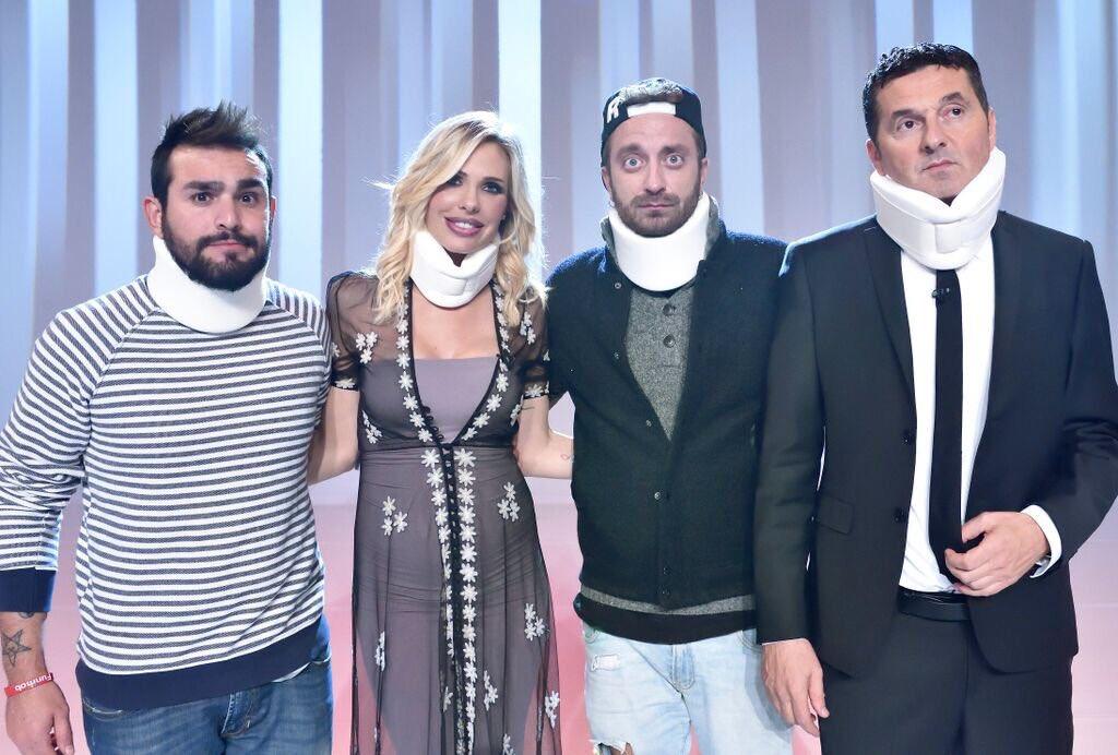 """La figuraccia Video di Marc Marquez e famiglia con """"Le Iene""""."""