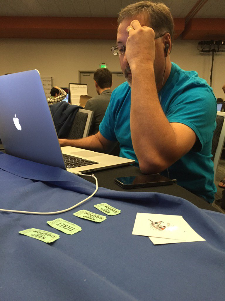 Ironing out the bugs at QuickBooks Connect 2015 Hackathon