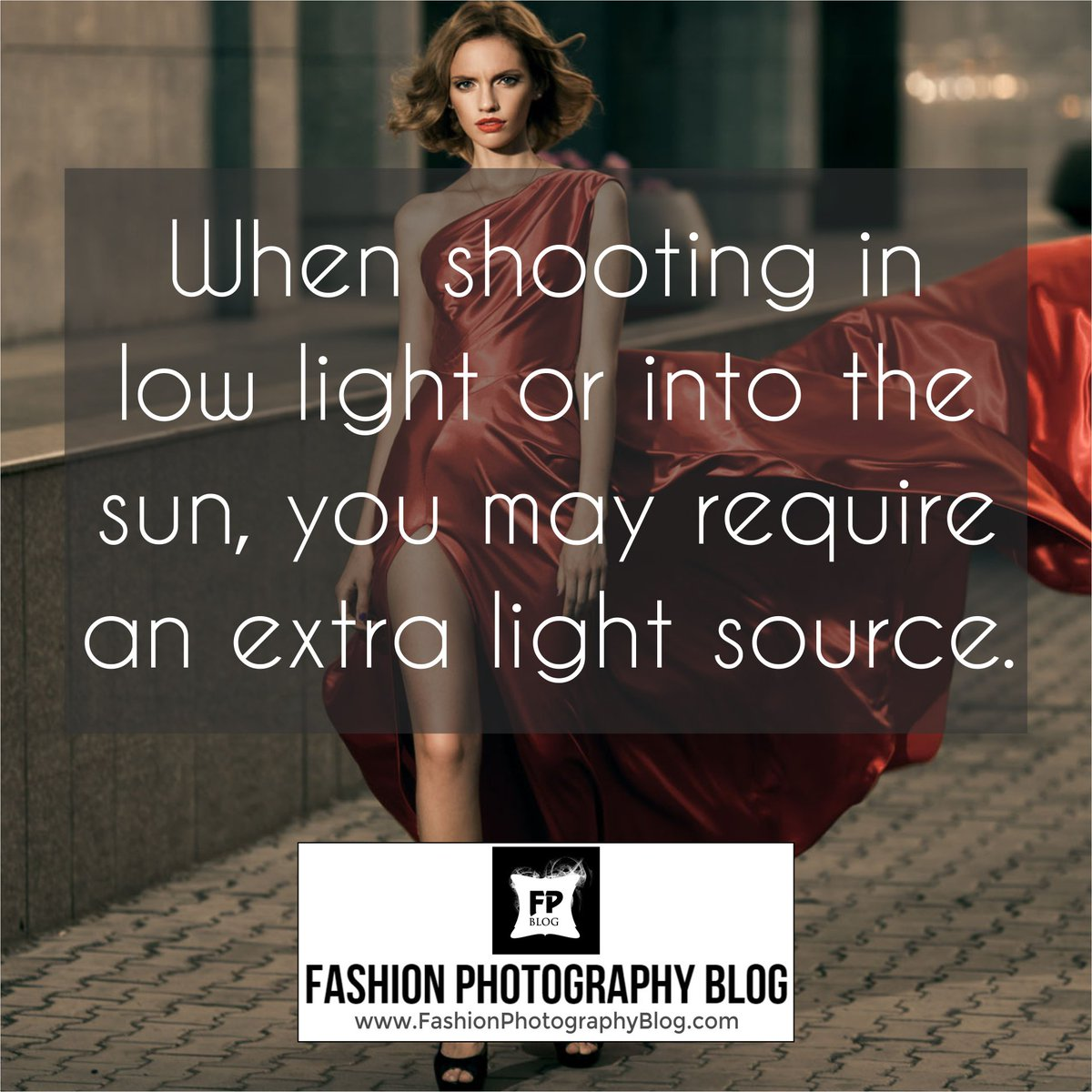 When shooting in low light you need an extra light source. More #photographytips at https://t.co/6VRubwJmTn Pls RT https://t.co/v7WPA7uL76