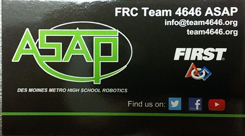 Asap team 4646 on twitter updated business cards ready for asap team 4646 on twitter updated business cards ready for representing our team httpstl09u4zqgex colourmoves