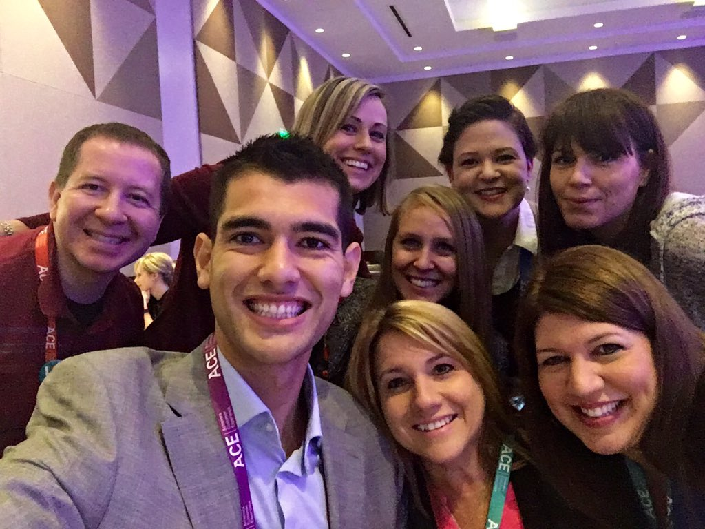 What a day! #AACE15 https://t.co/TZKpfZBqBD