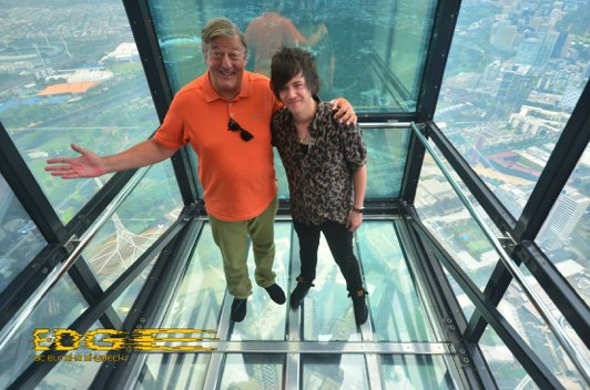 Thank you Felix and George for giving me & @ElliottGSpencer a terrifying 5 minutes in The Edge @Eureka_Skydeck https://t.co/EUWmPkSkk3