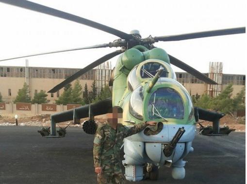 Syrian Arab Air Force CS3kqWrU8AACxim