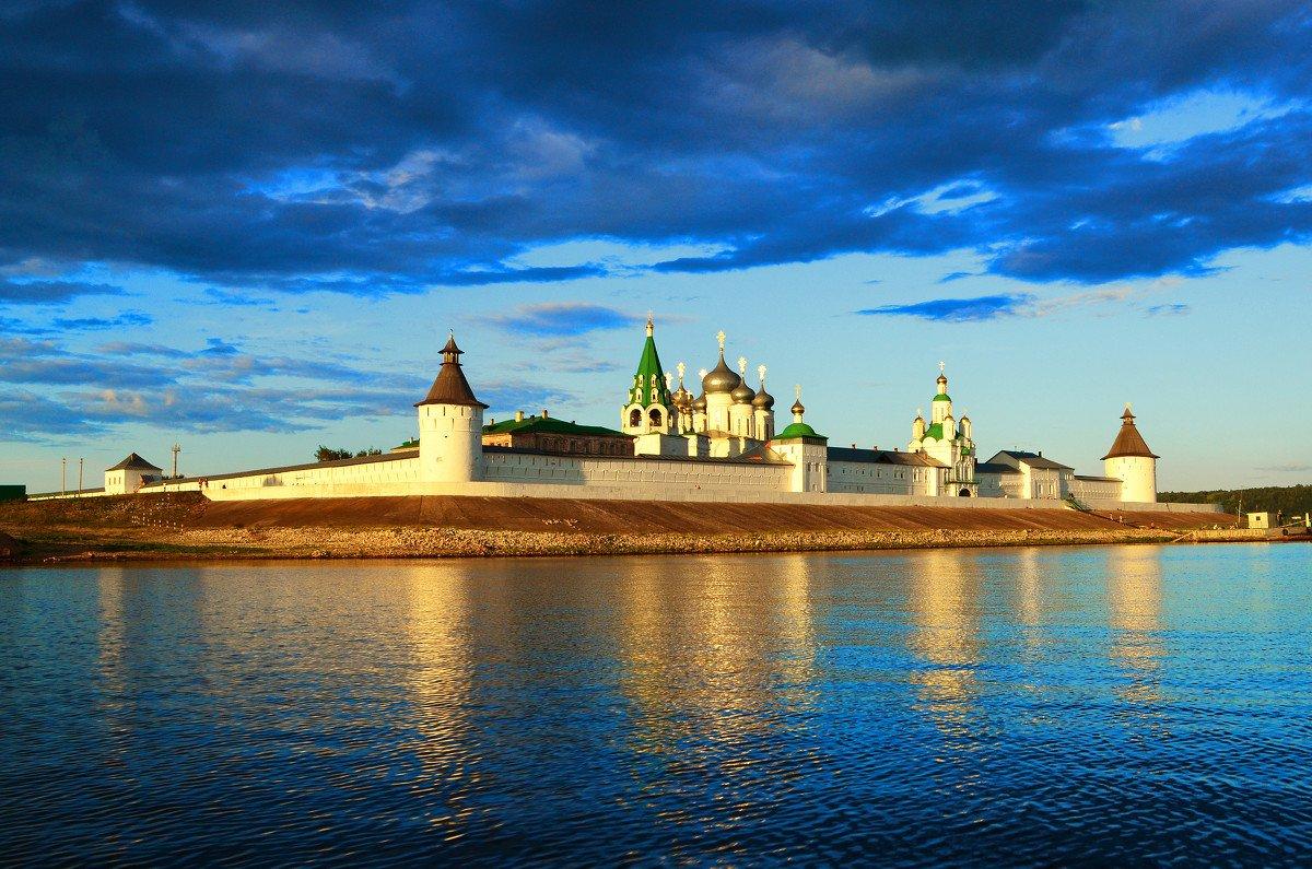 Макарьевский монастырь нижегородская область фото