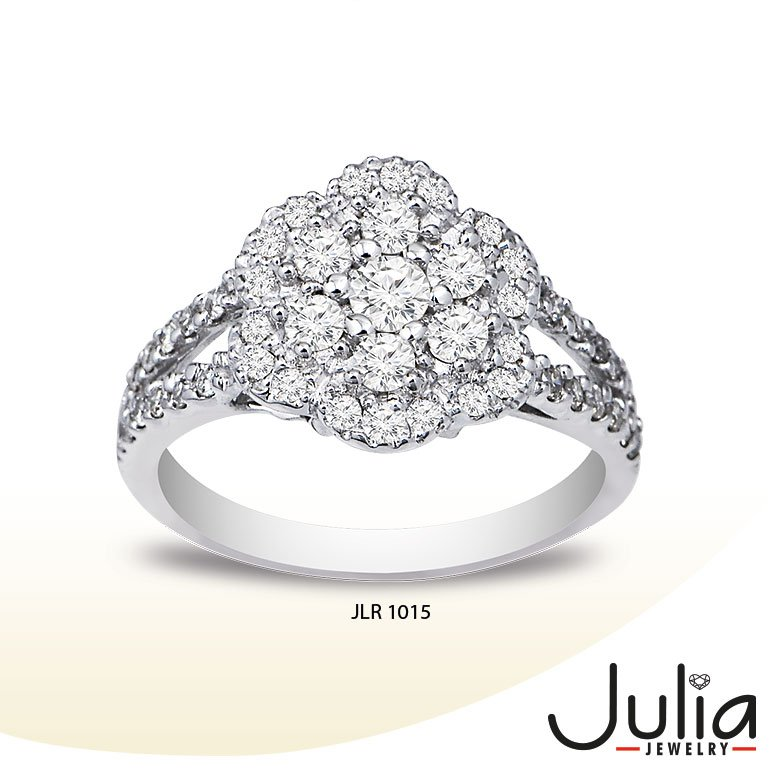 Julia Jewelry on Twitter WhiteGold750 RealDiamond