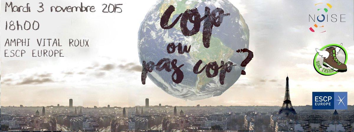 Thumbnail for Cop ou pas Cop ? Les défis de la COP 21 pour les managers de demain