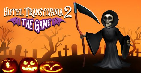 Hotel Transylvania 2 On Twitter Behold Death Is Visiting Us At