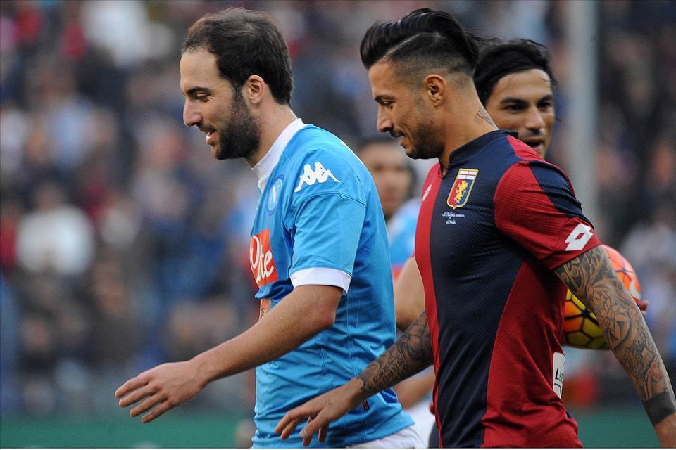 Rojadirecta NAPOLI GENOA Streaming, vedere Diretta Calcio Gratis Oggi in TV