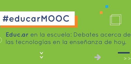 Thumbnail for #educarMOOC - Curso abierto masivo y en línea - 2015