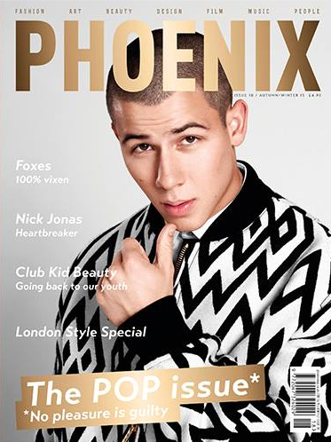 Click here to buy your copy of the BRAND NEW PHOENIX Autumn #pop issue. #nickjonas #jonatics https://t.co/wb6gkHINmD https://t.co/0tCDSmDHss