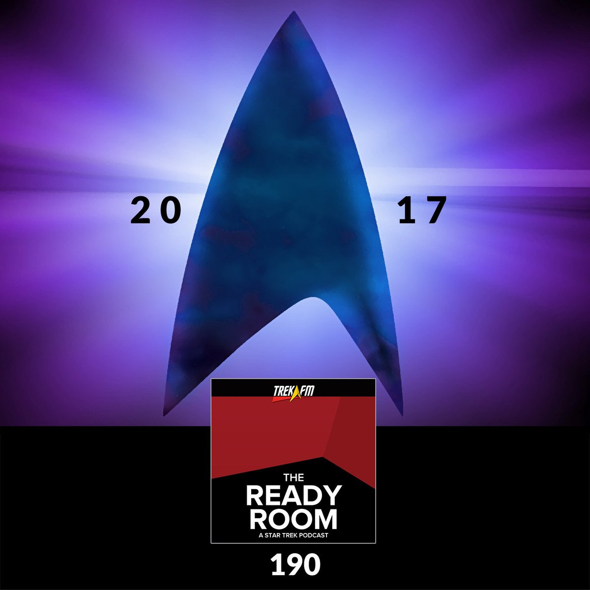 New Ready Room! @larrynemecek + I dive into CBS's new @StarTrek series! #podcast #StarTrek https://t.co/gFRYdl6G2R https://t.co/G3D8262lP1