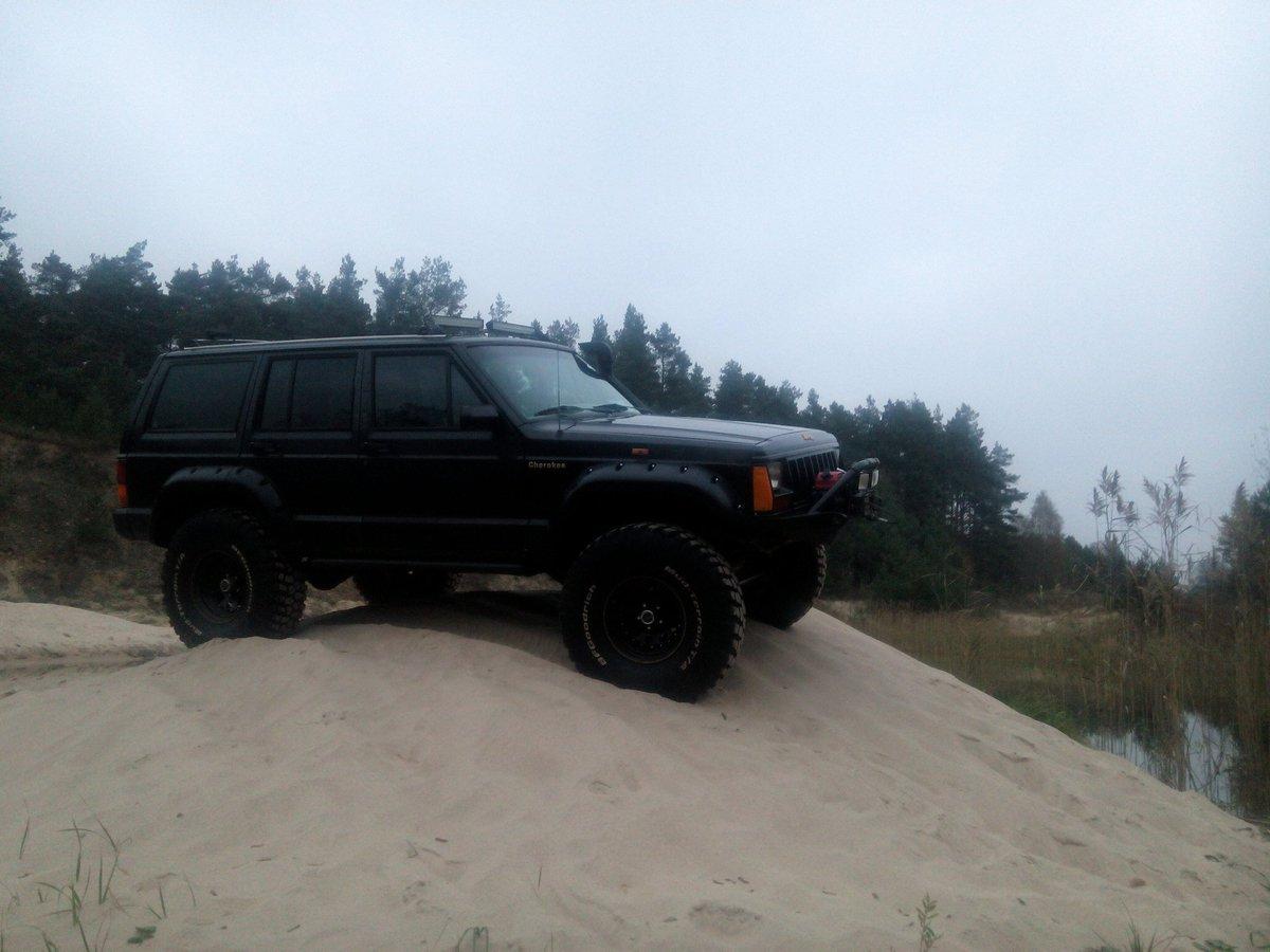 bumpers bumper xj road rear jeep goliath swamper off cherokee